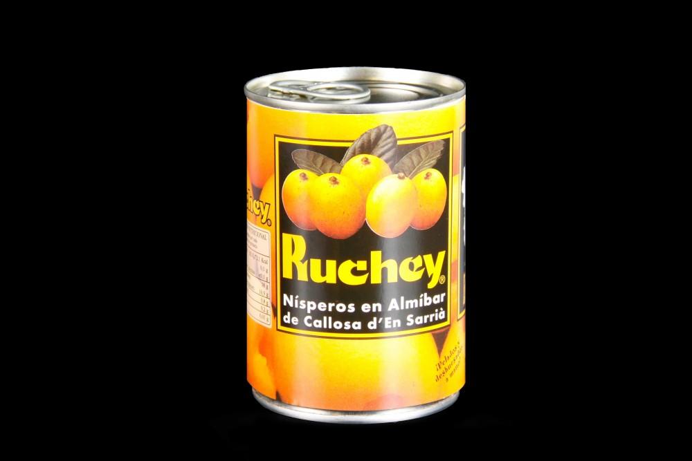 Disfruta de productos ya elaborados | NISPERO ALMIBAR 425 g ABREFACIL | FrutasNieves