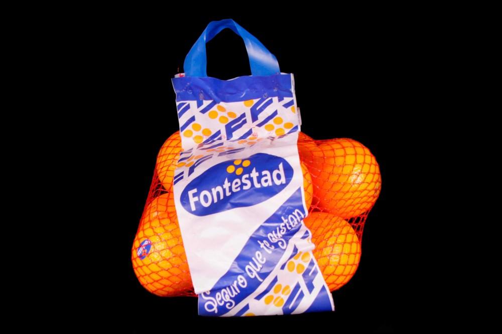 Compra Fruta de Temporada | NARANJA FONTESTAD BOLSA 2KG | FrutasNieves
