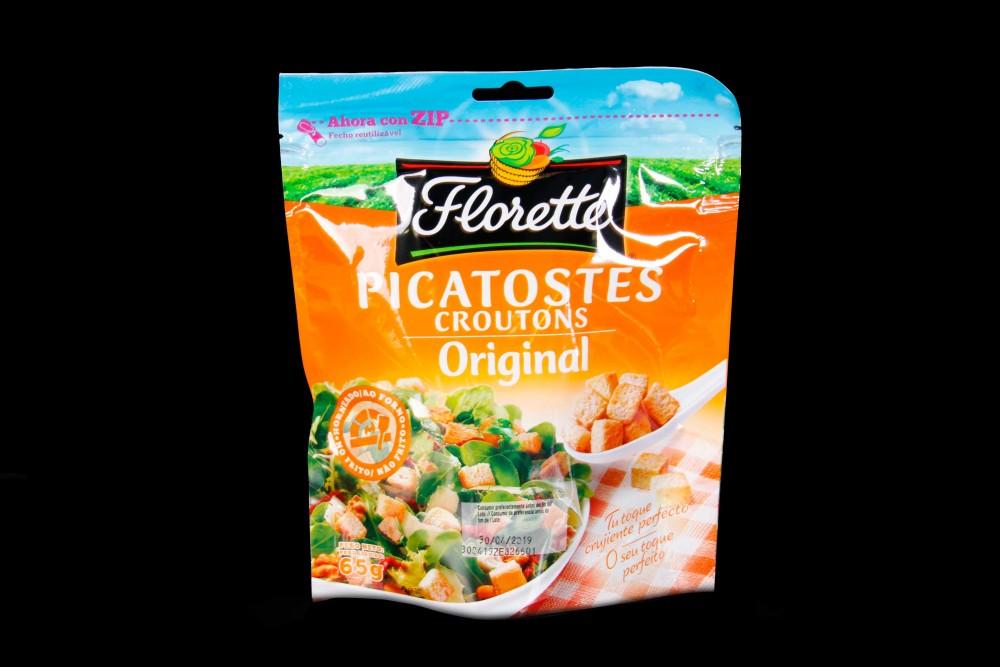 Disfruta de productos ya elaborados | PICATOSTES NATURALE FLORETTE | FrutasNieves