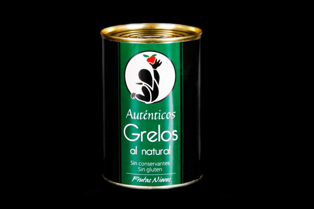 Disfruta de productos ya elaborados | GRELOS LATA 500GR | FrutasNieves
