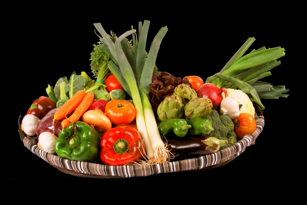 Compra Fruta de Temporada | CESTA VEGETARIANA | FrutasNieves