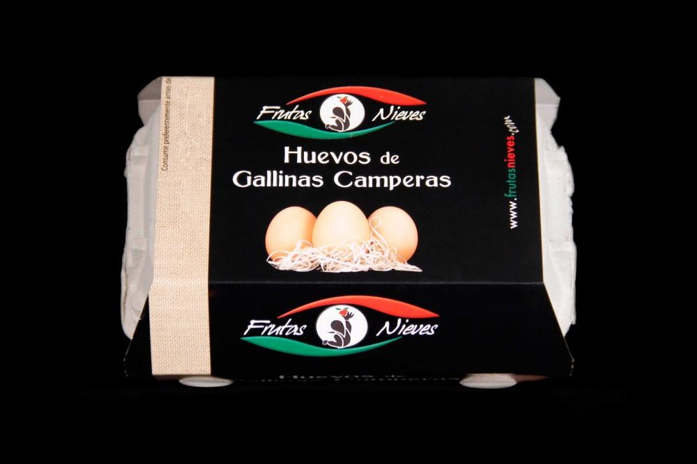Disfruta de productos ya elaborados   HUEVOS CAMPEROS   FrutasNieves