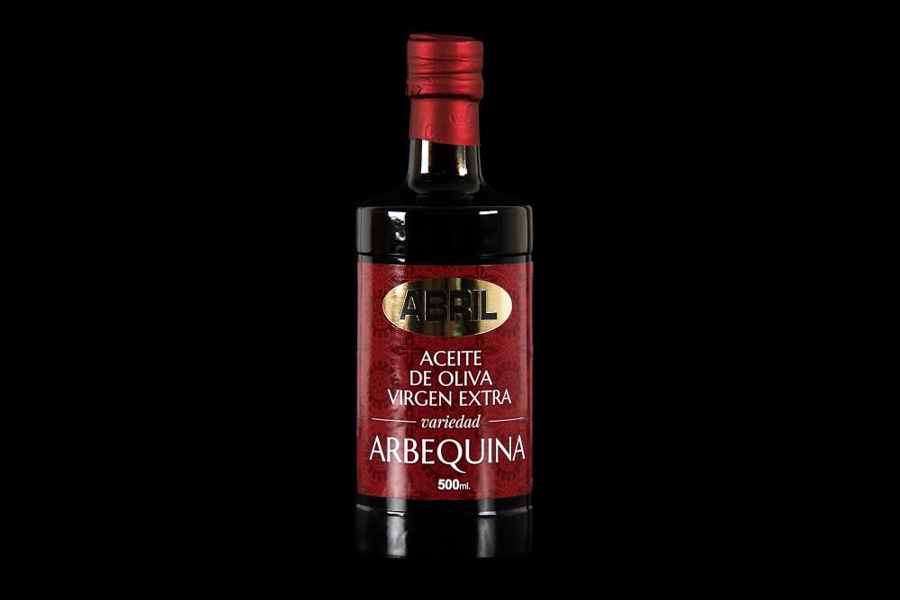 Disfruta de productos ya elaborados | ACEITE VIRGEN ARBEQUINA 1/2 L | FrutasNieves