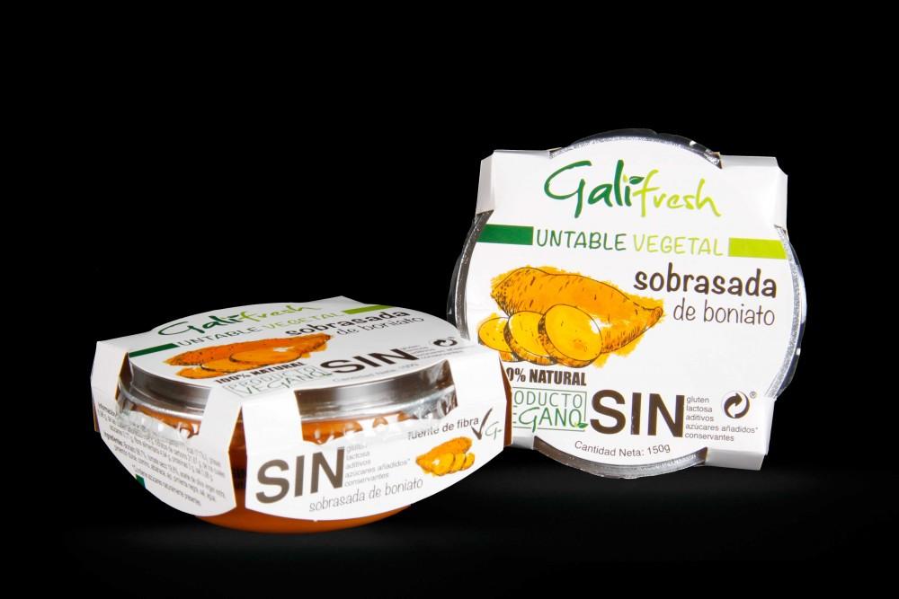 Disfruta de productos ya elaborados | SOBRASADA VEGANA  150 GR | FrutasNieves
