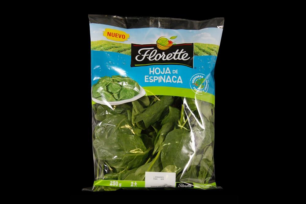 Compra Verdura, Hortalizas de Temporada | ESPINACAS BOLSA  FLORETTE | FrutasNieves