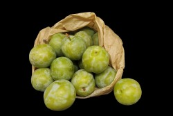 Compra Fruta de Temporada | CIRUELA CLAUDIA TOLOSA | FrutasNieves