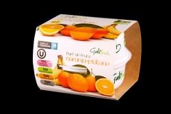 Disfruta de productos ya elaborados | PACK PURE NARANJA-PLATANO | FrutasNieves