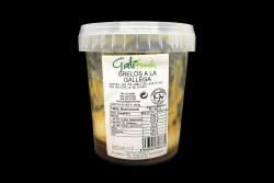 Producto Vegano | GRELOS A LA GALLEGA 800 GR | FrutasNieves