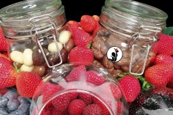 CESTA ESPECIAL CHOCOLATES | FrutasNieves