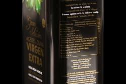 Disfruta de productos ya elaborados   ACEITE VIRGEN EXTRA LATA 1L   FrutasNieves