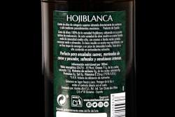 Disfruta de productos ya elaborados | ACEITE VIRGEN HOJIBLANCA 1/2 L| FrutasNieves