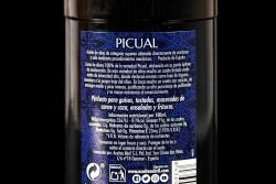 Disfruta de productos ya elaborados   ACEITE VIRGEN PICUAL 1/2 L   FrutasNieves