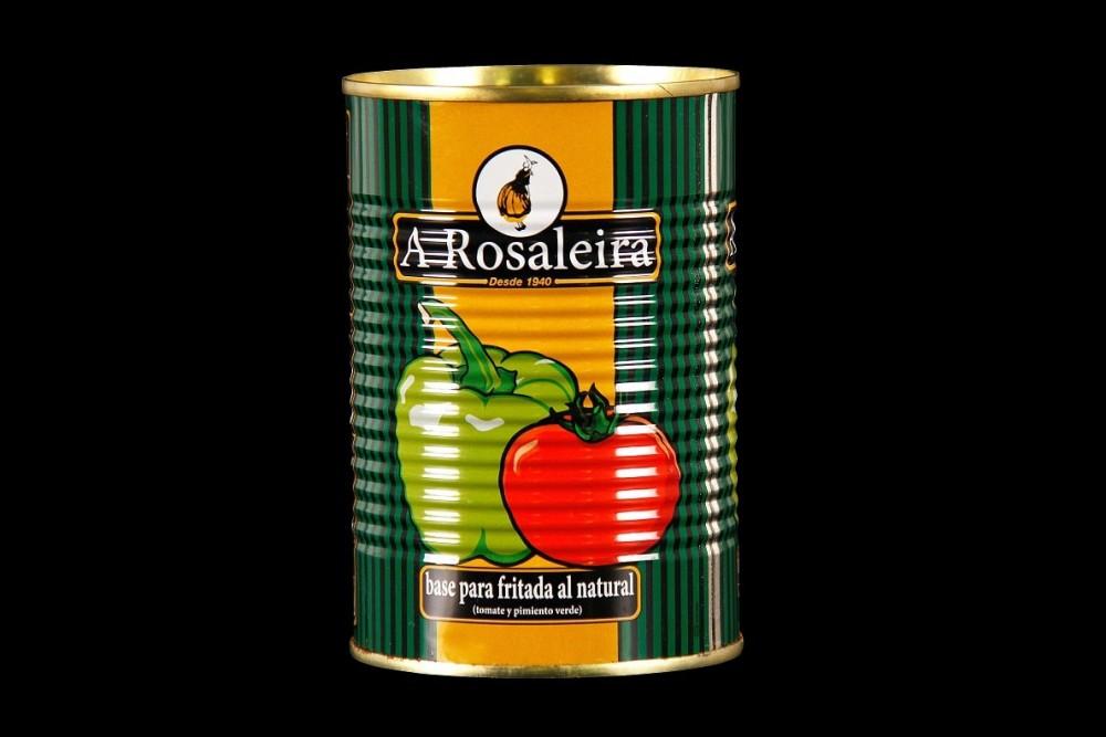 A Rosaleira | FRITADA LATA 1/2 KG | FrutasNieves