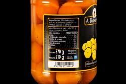 Disfruta de productos ya elaborados A Rosaleira | MIRABELES EN ALMIBAR | FrutasNieves