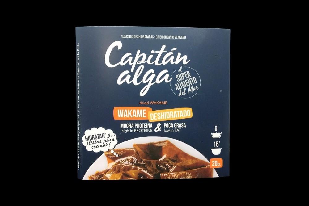 Disfruta de productos del mar   WAKAME Alga Deshidratada BIO  FrutasNieves