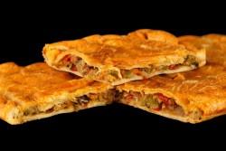 Disfruta de productos ya elaborados | EMPANADA DE VEGETALES CON WAKAME Y HARINA DE CASTAÑA | FrutasNieves